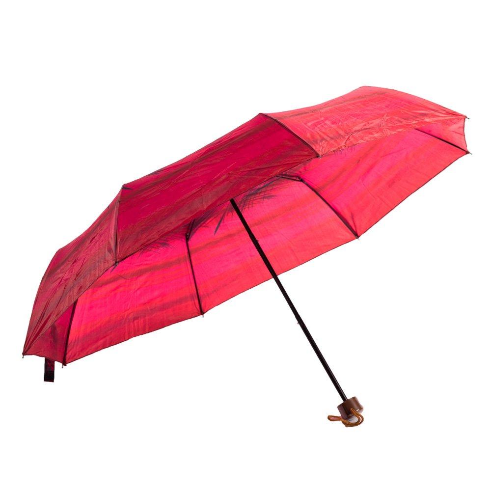 Umbrela dama Valentine grena