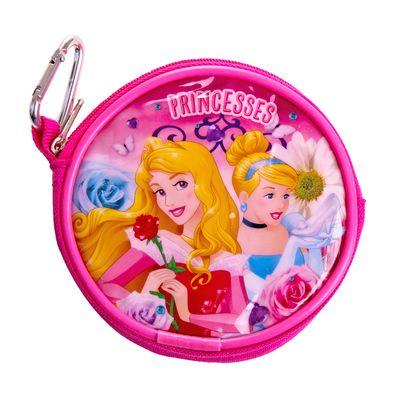 Gentuta rotunda Printesele Disney roz