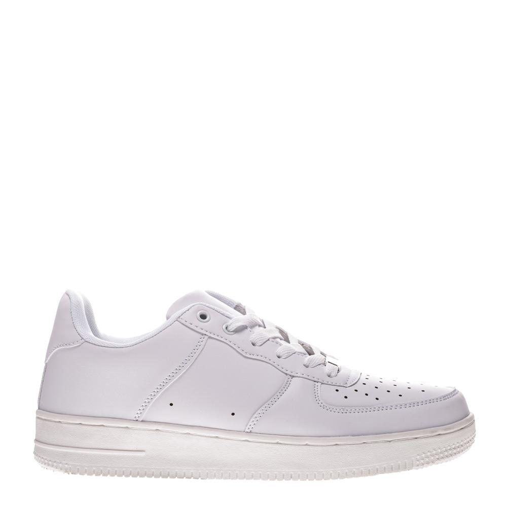 Pantofi sport barbati Louis albi
