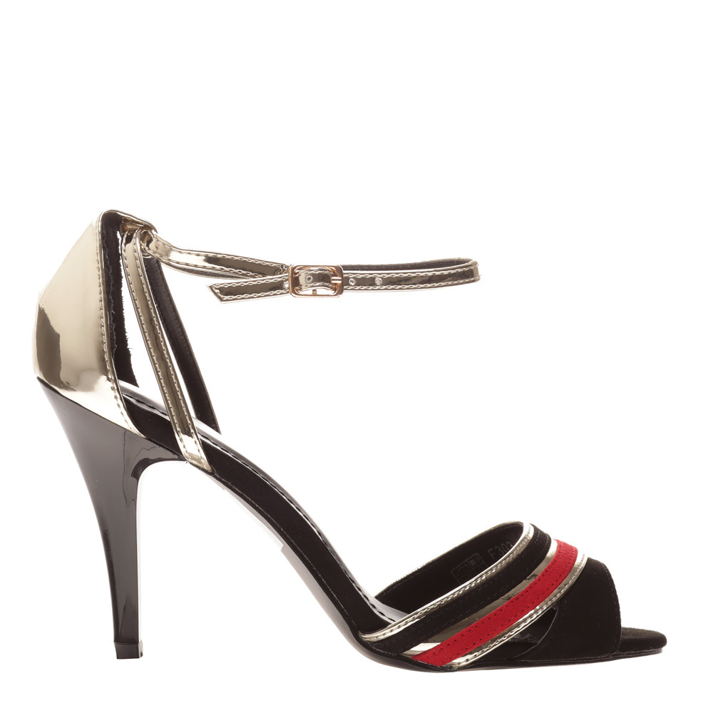 Pantofi dama Brittany negrii
