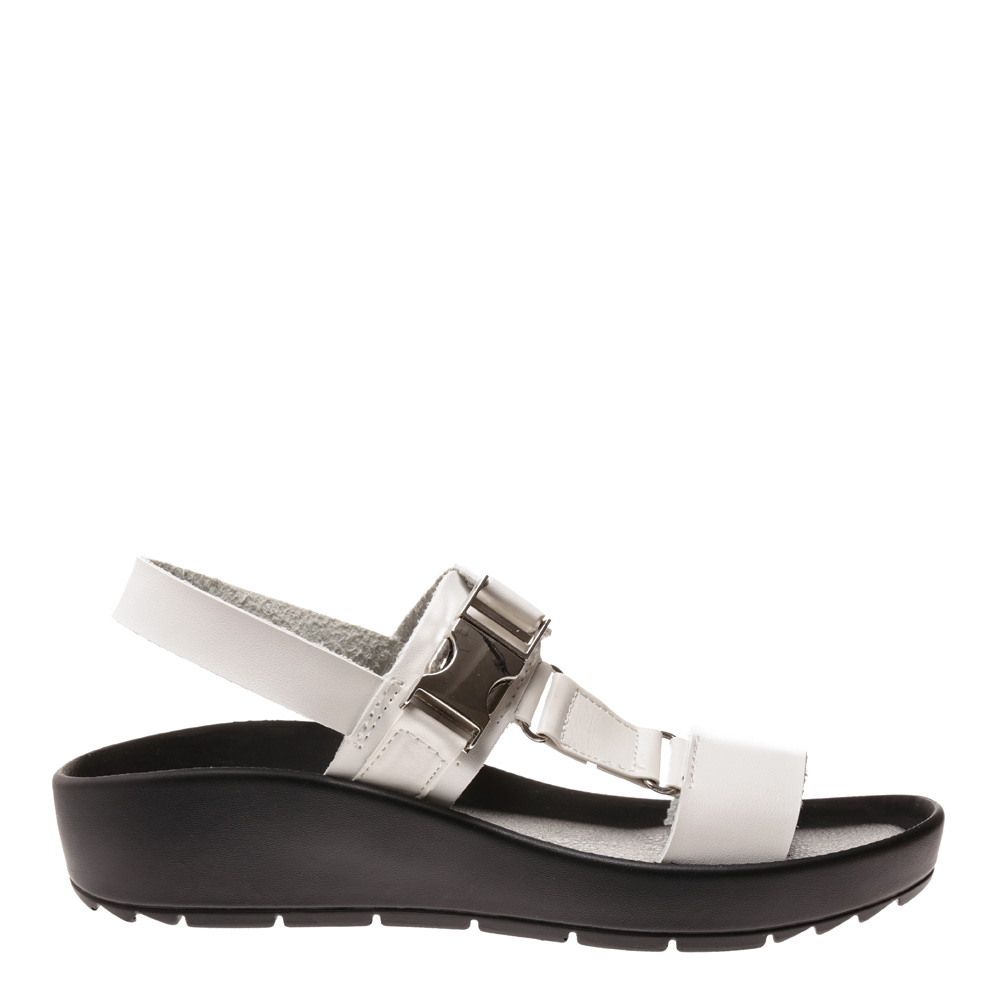 Sandale dama Adana albe