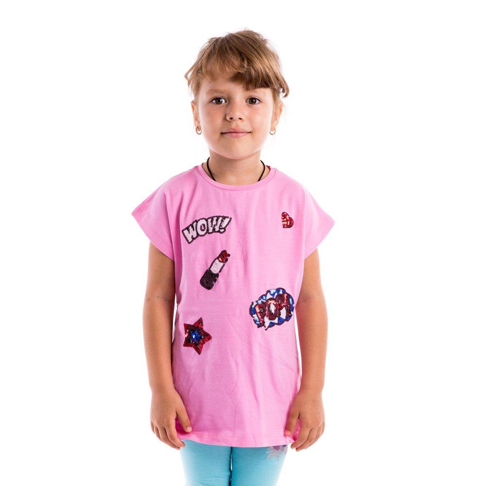 Tricou fete Aeropilote Wow Pop rosu