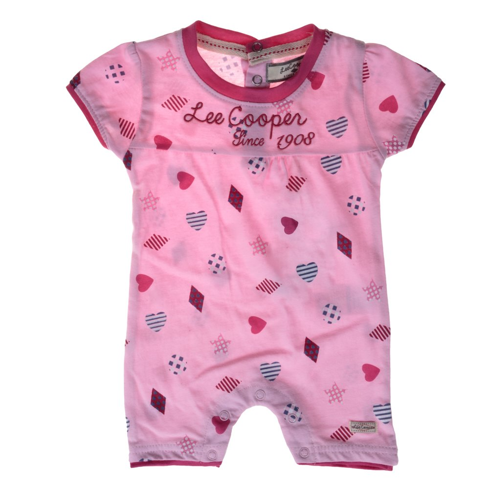 Lee Cooper ? Compleu bebe Since 1908 roz