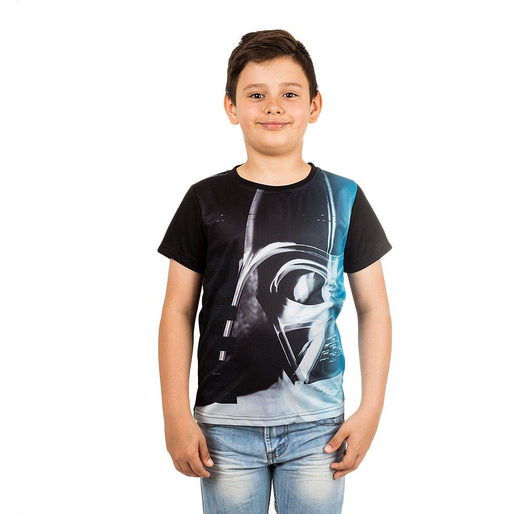 Tricou baieti Star Wars Darth Vader negru