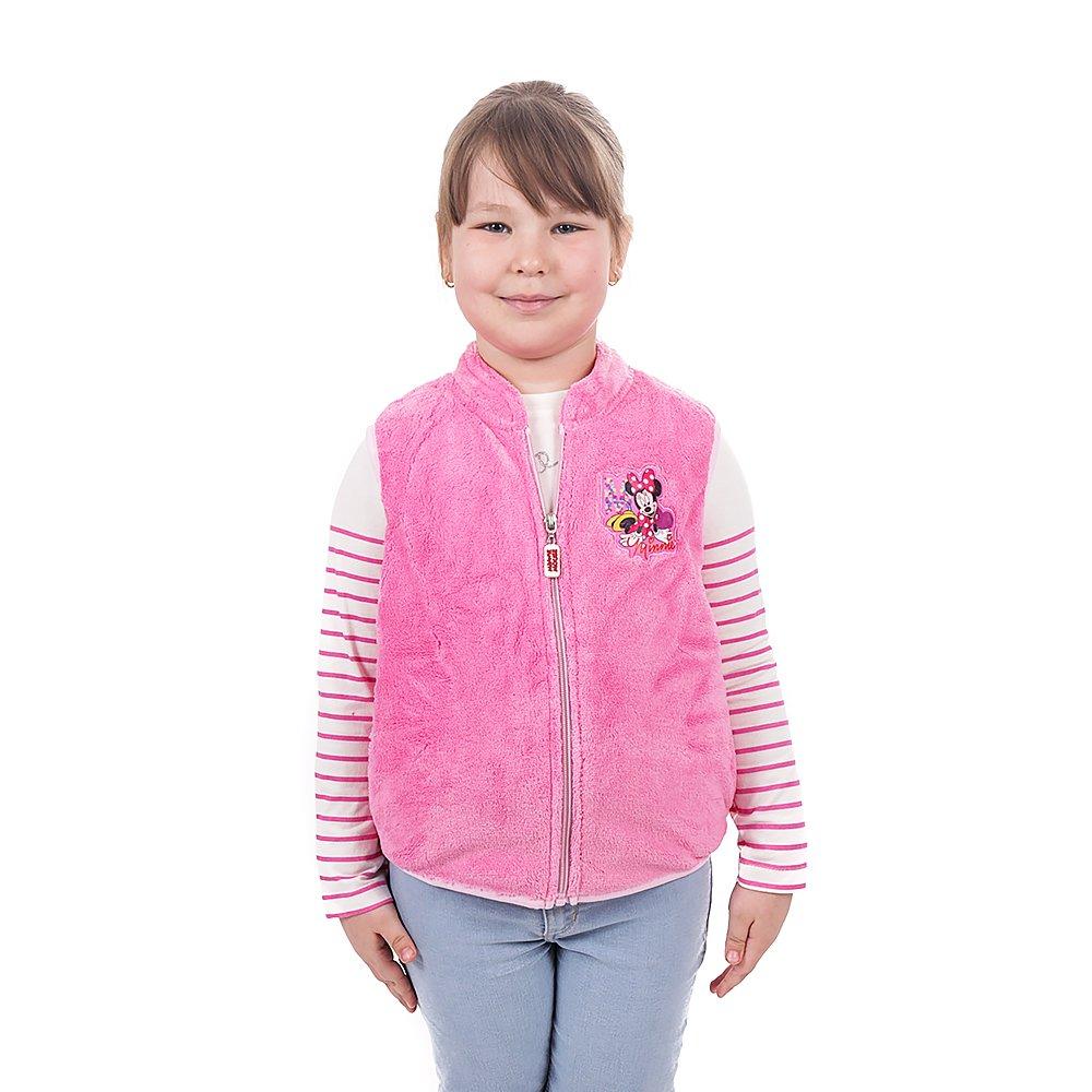 Vesta fete Minnie Mouse roz