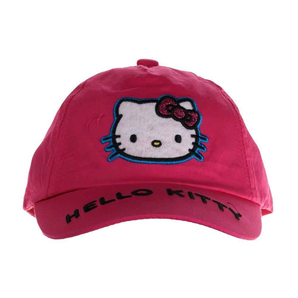 Sapca fete Hello Kitty roz