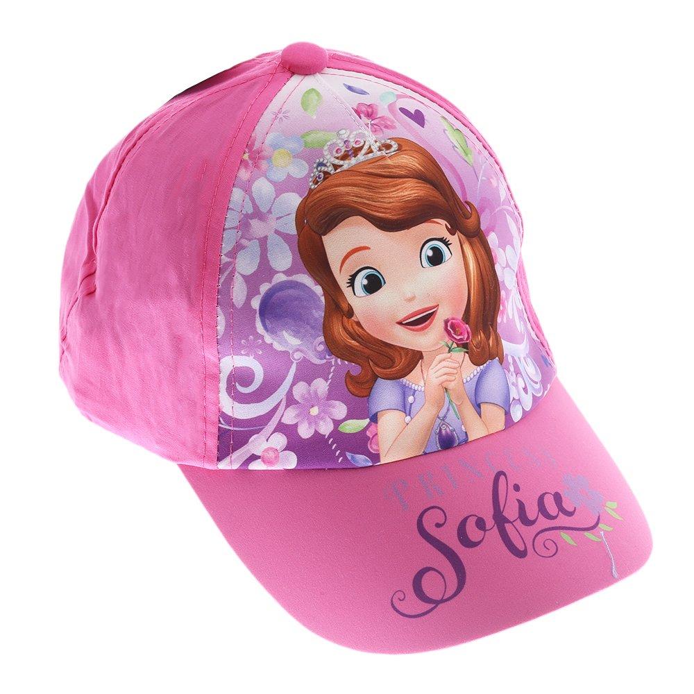 Sapca fete Printesa Sofia roz