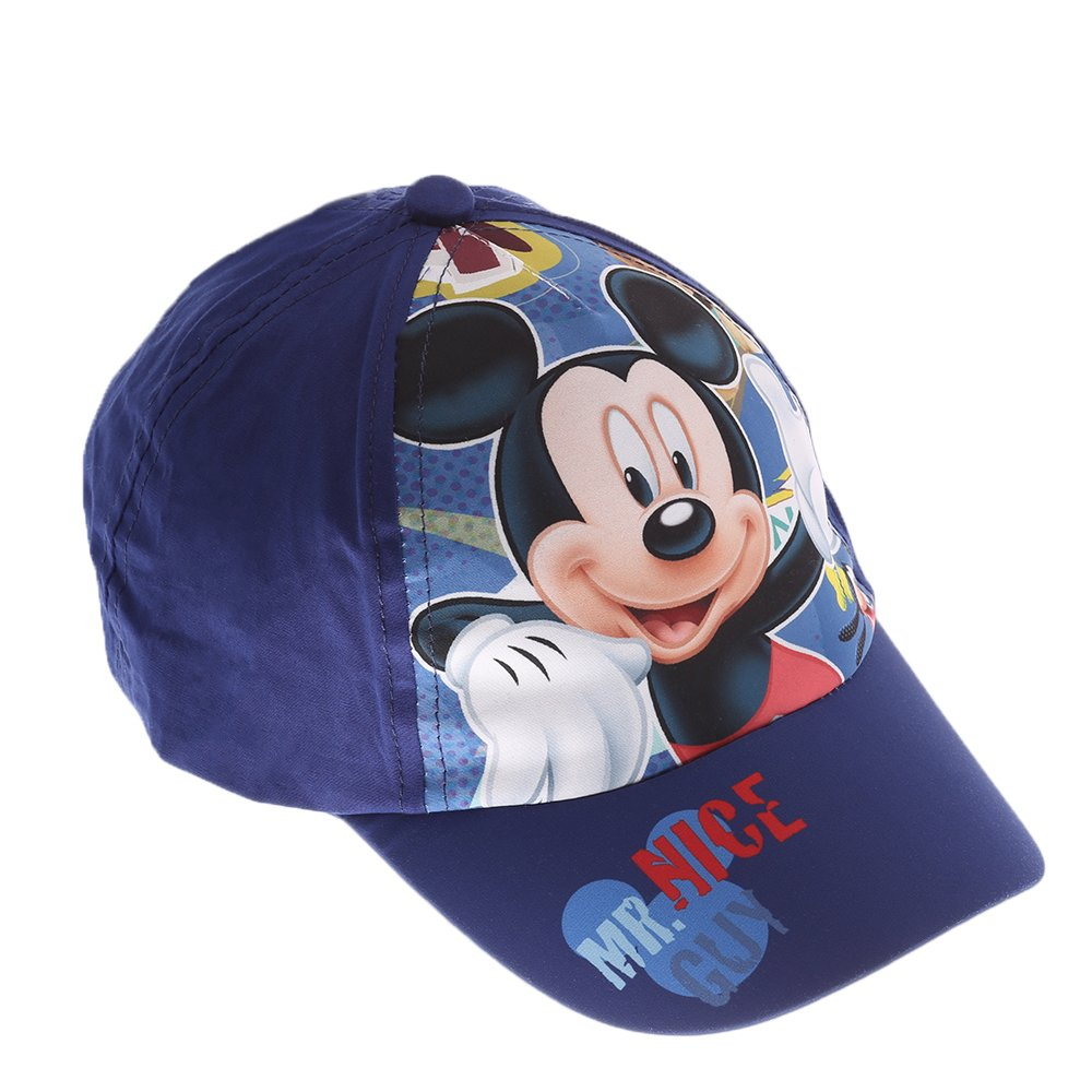 Sapca Baieti Mickey Navy