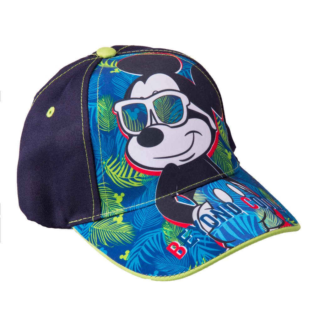 Sapca baieti Mickey 50-52 relax blue