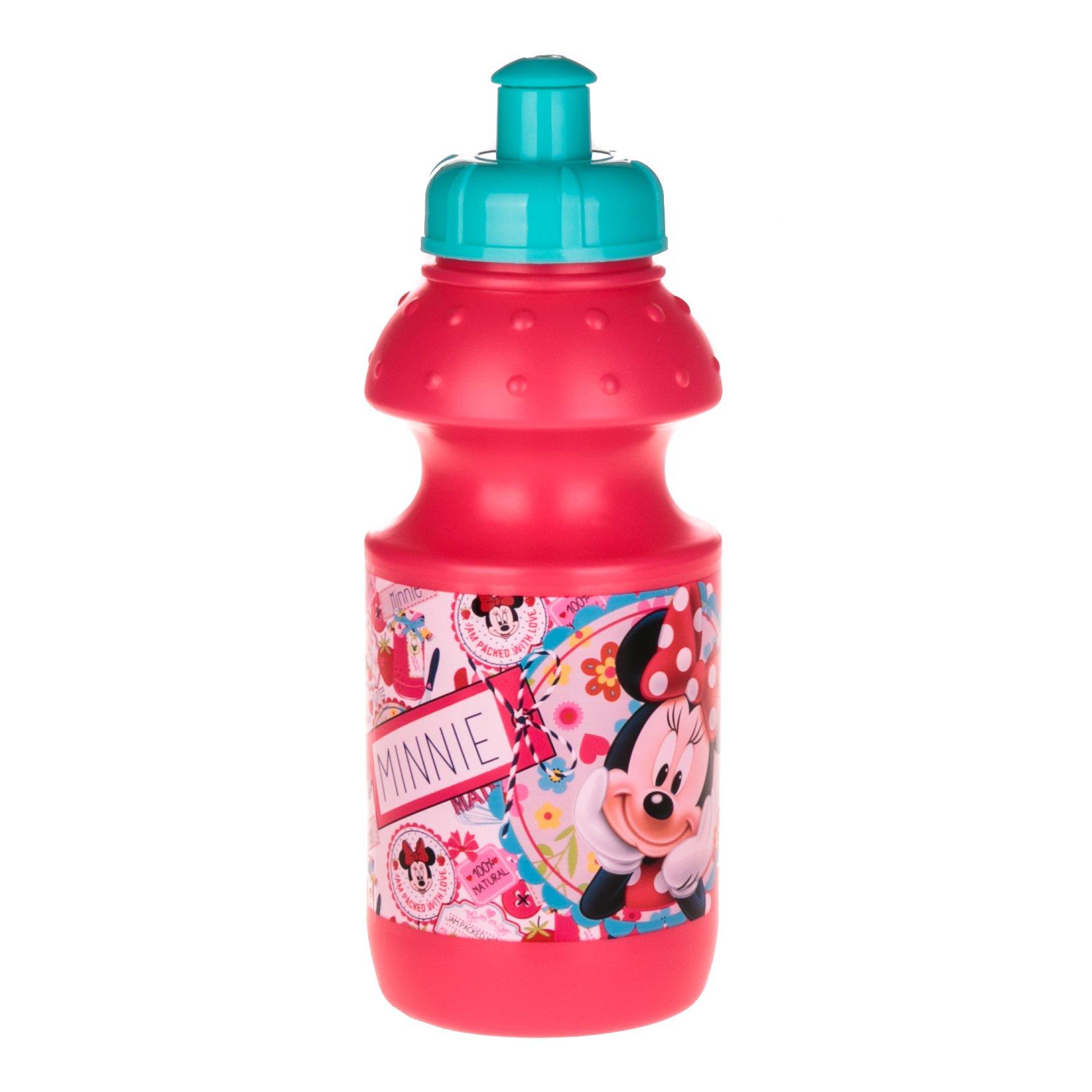Bidon apa Minnie Mouse roz
