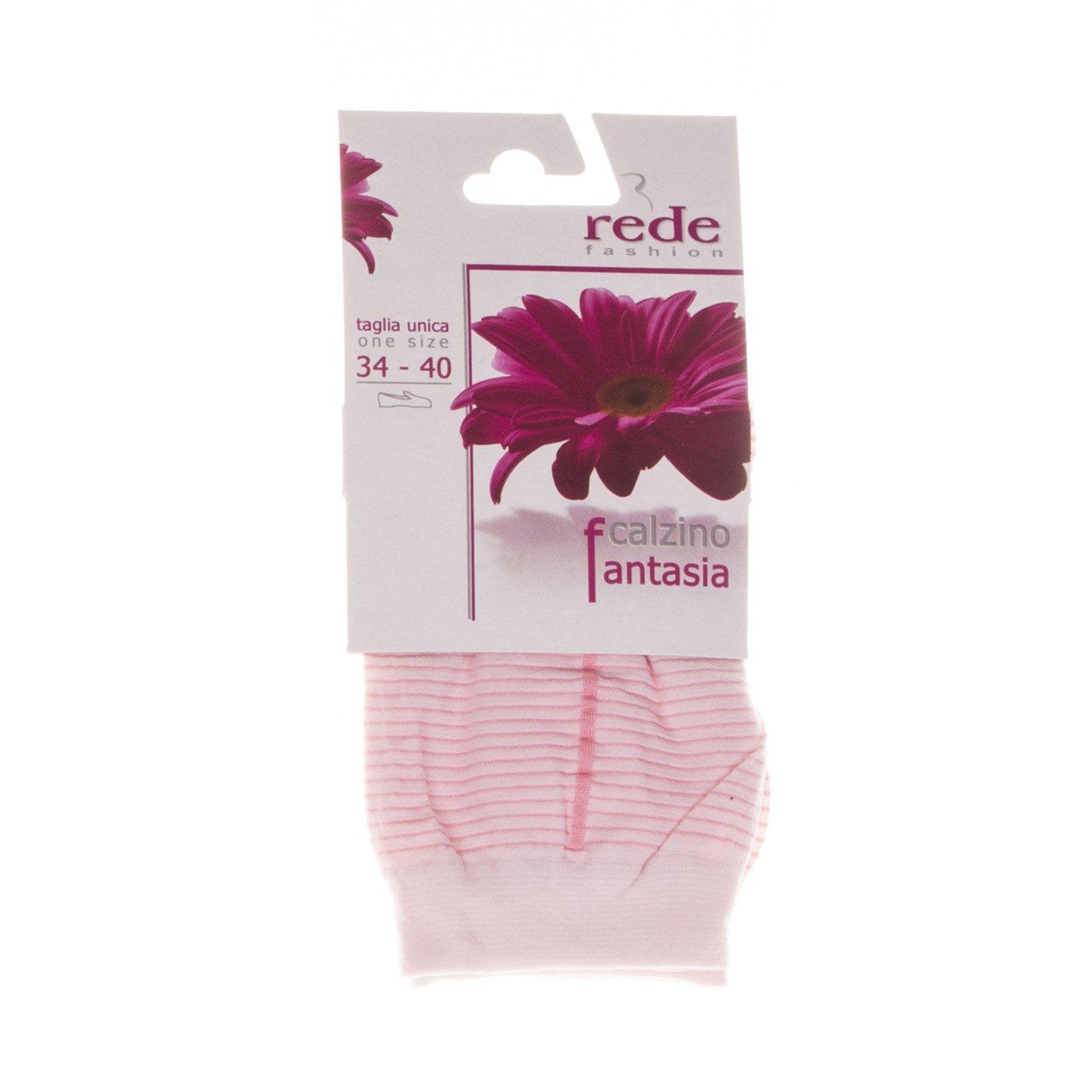 Talpici dama Rede Fantasia Calzino 2 roz pal