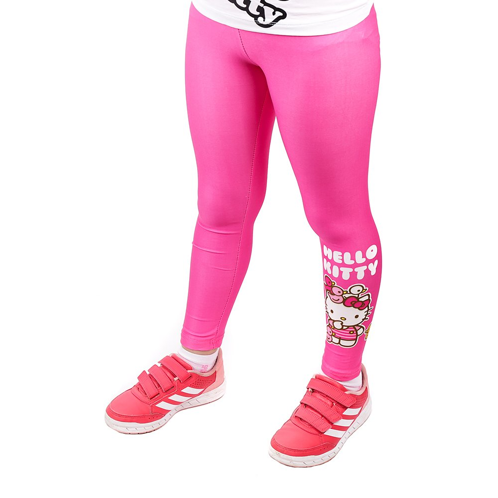 Colanti fete Hello Kitty pink