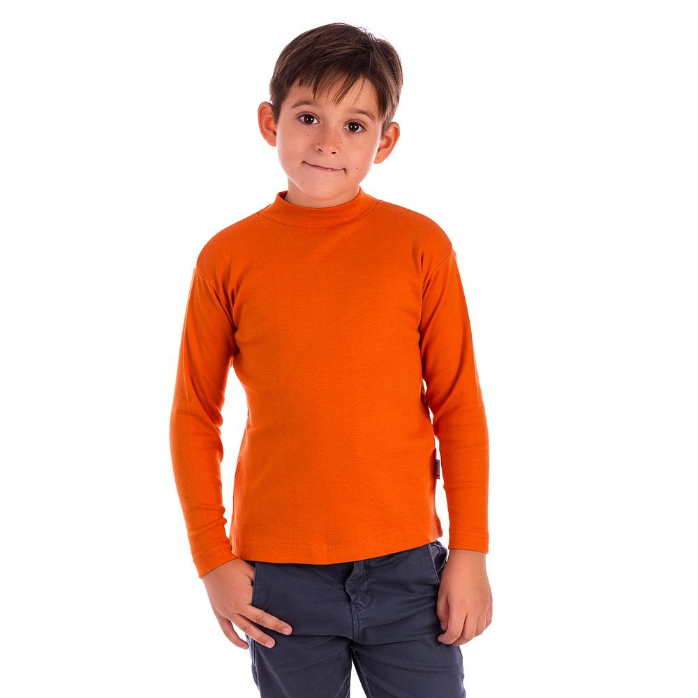 Helanca adolescenti unisex SKY orange inchis