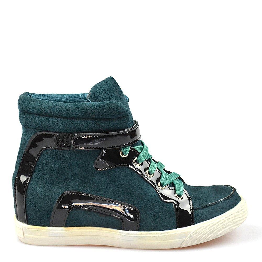 Pantofi sport dama Imogene verzi