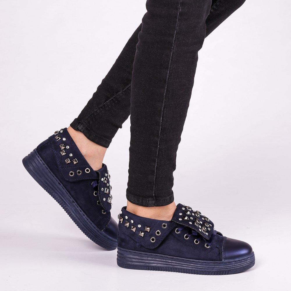 Pantofi sport dama Julles albastri