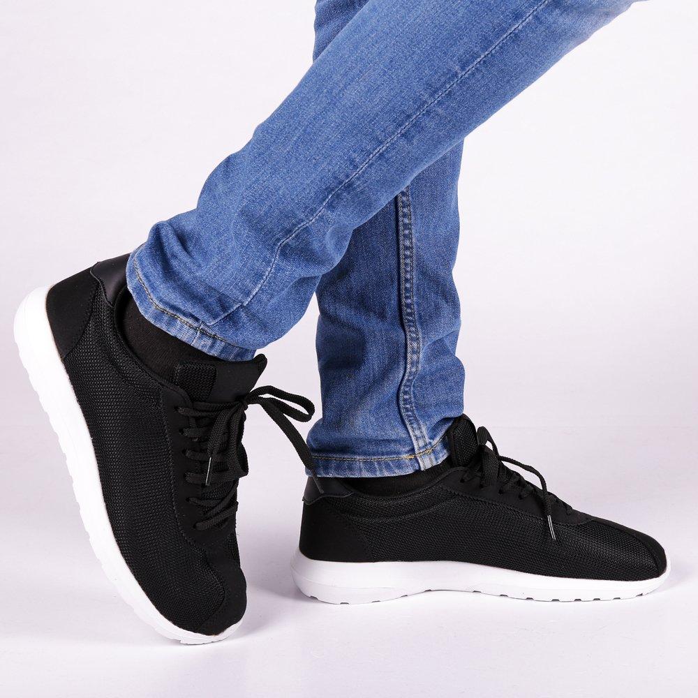 Pantofi sport barbati Darion negri