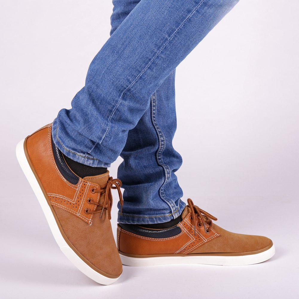 Pantofi barbati Gabriel camel