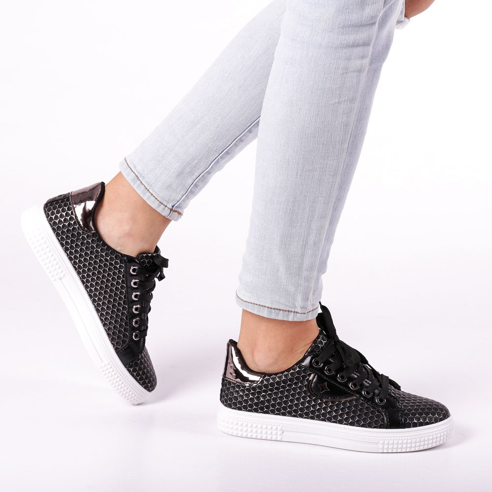 Pantofi sport dama Farrah negri