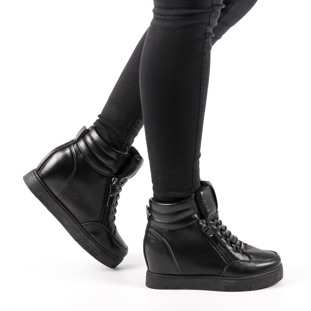 Sneakers dama Lala negru