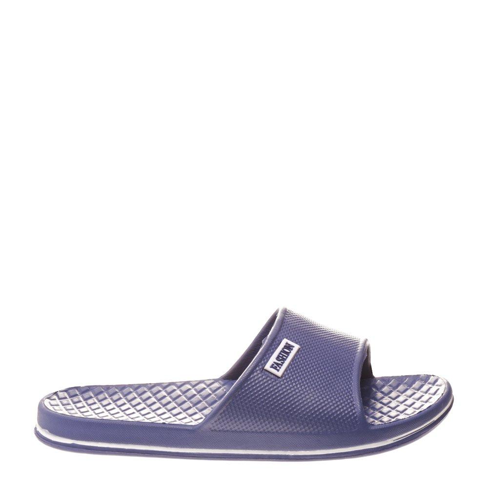 Papuci barbati K-B-30 albastri