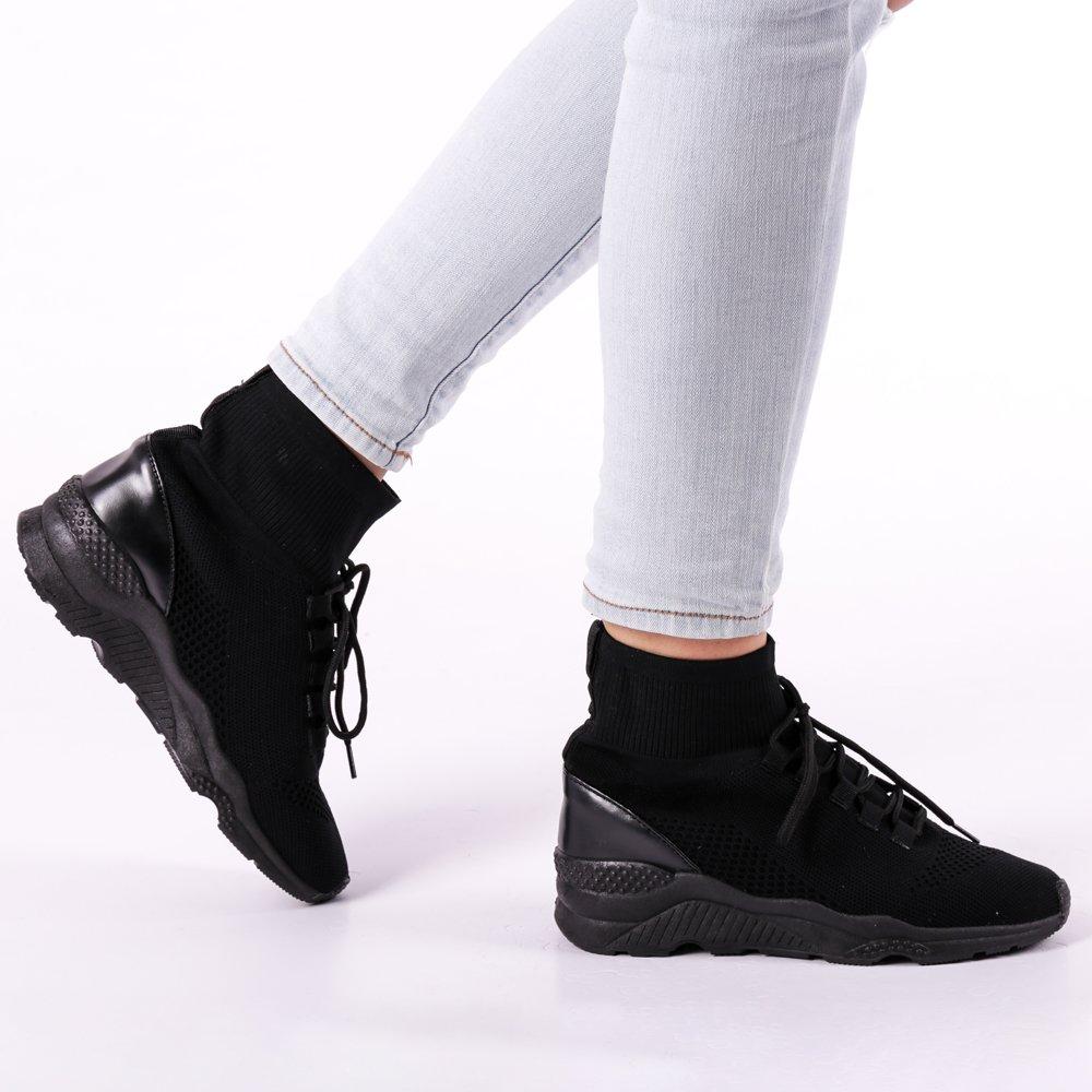Pantofi sport dama Sorana negri