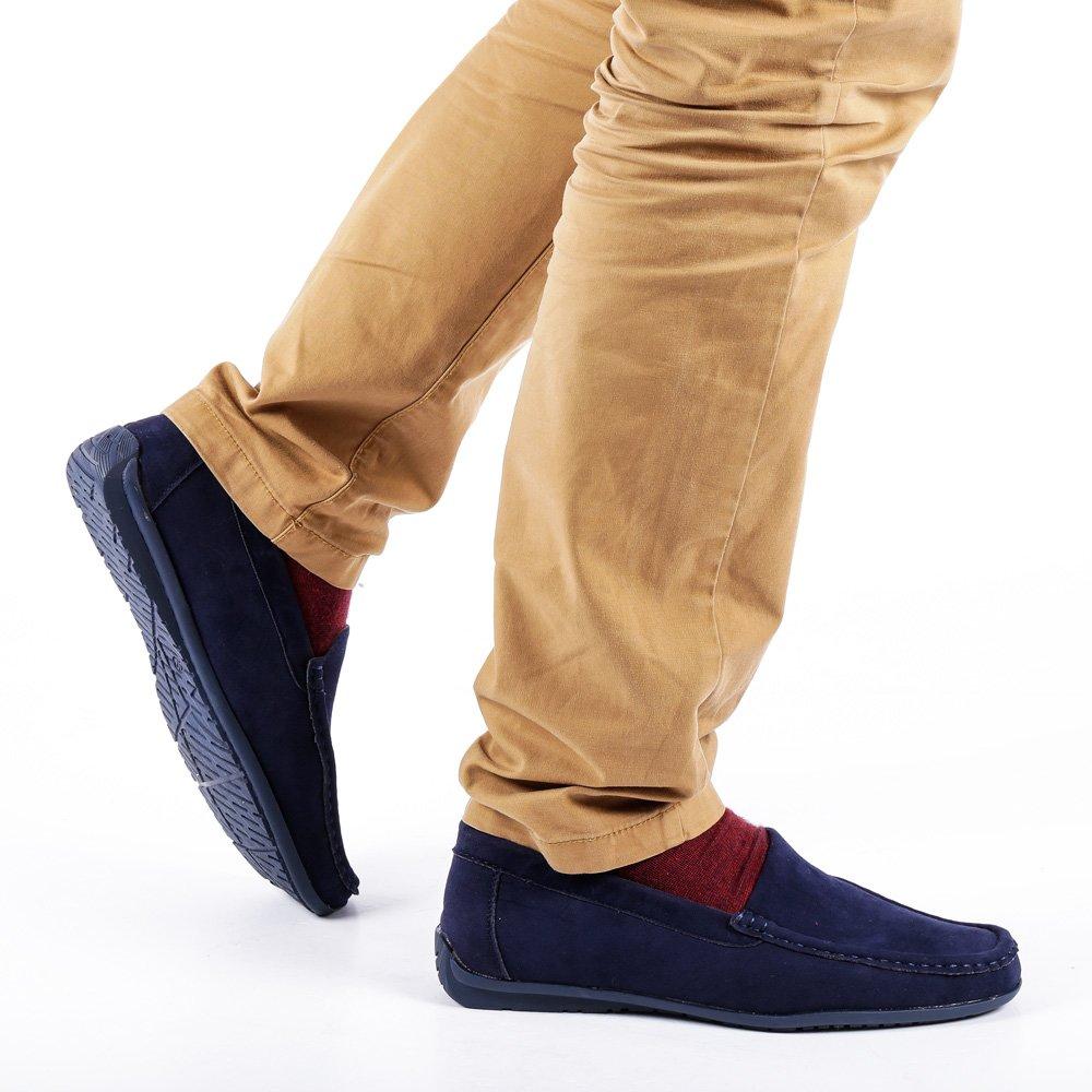 Pantofi barbati Callum albastri