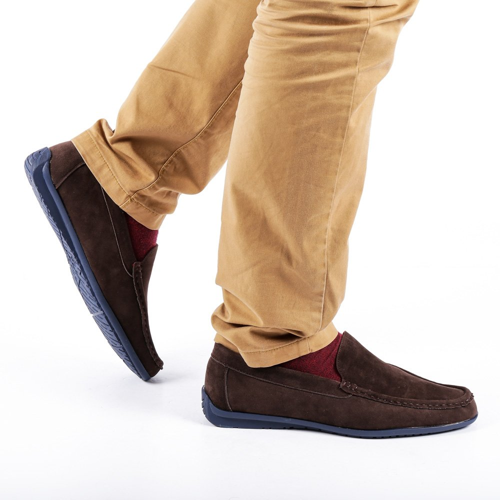 Pantofi barbati Callum maro