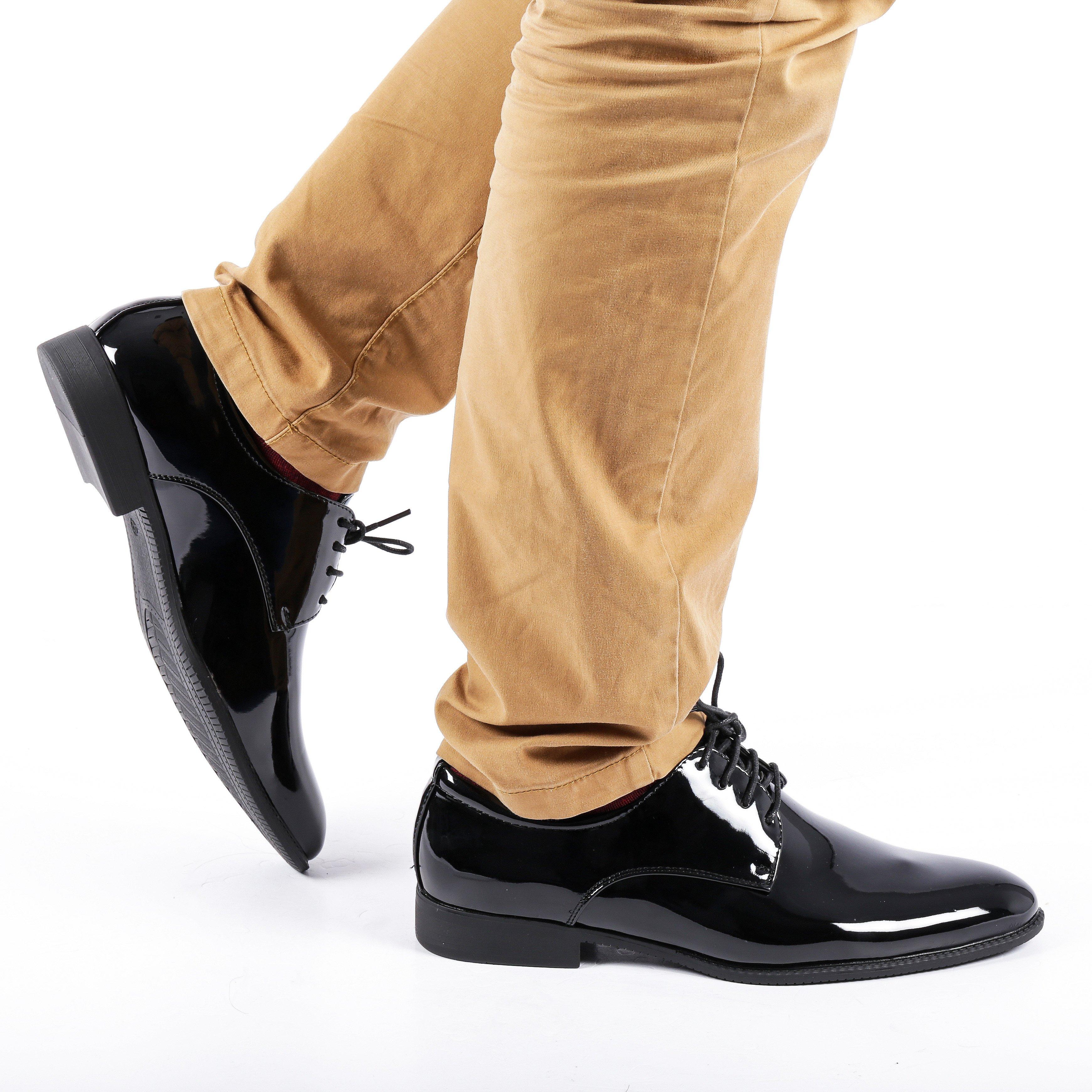 Pantofi barbati Aarav negri