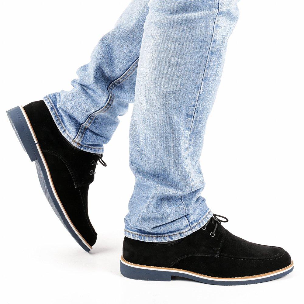 Pantofi barbati Isaiah negri