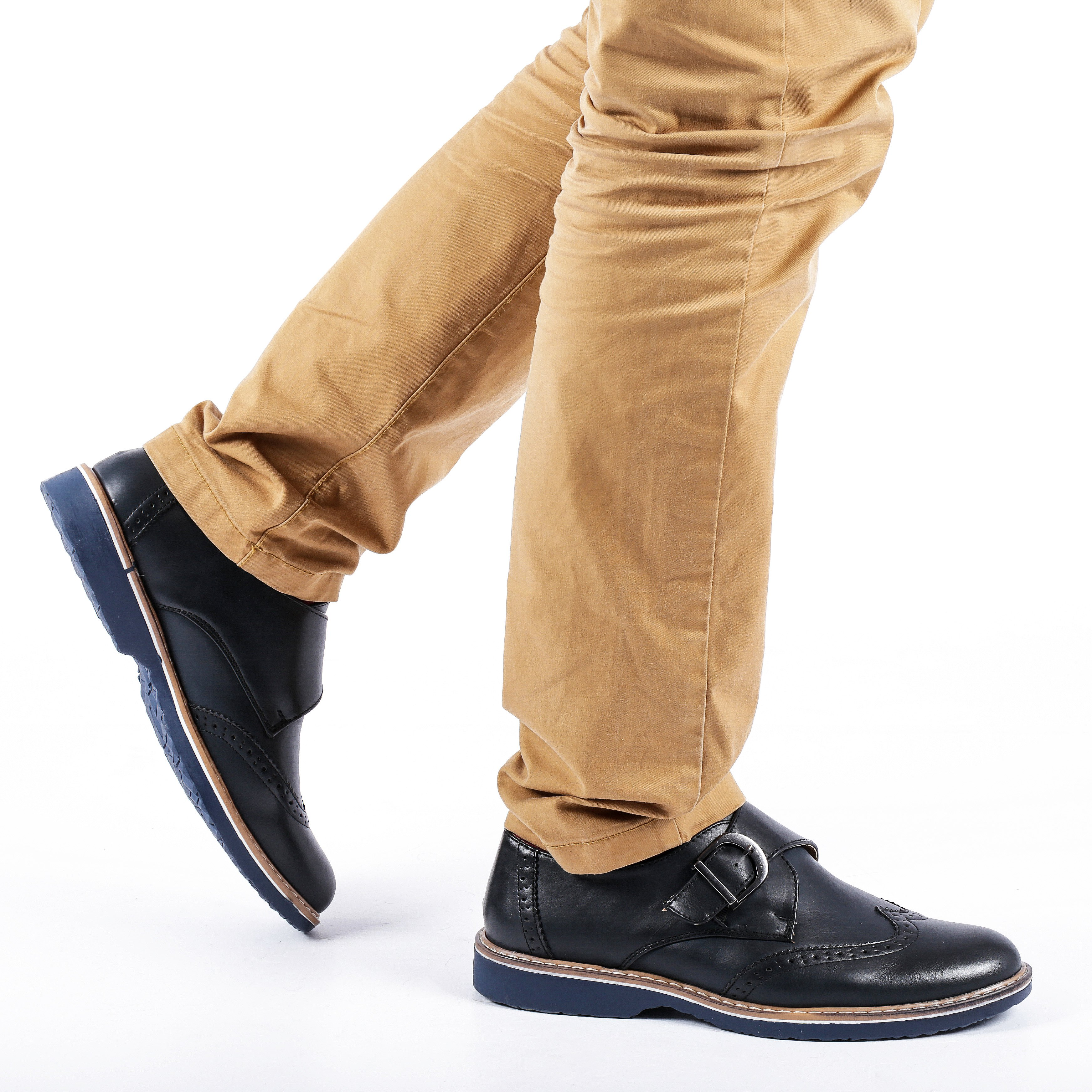 Pantofi barbati Archie negri