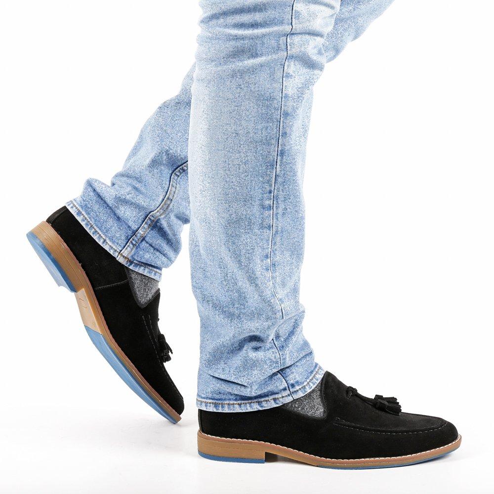 Pantofi barbati Desmond negri
