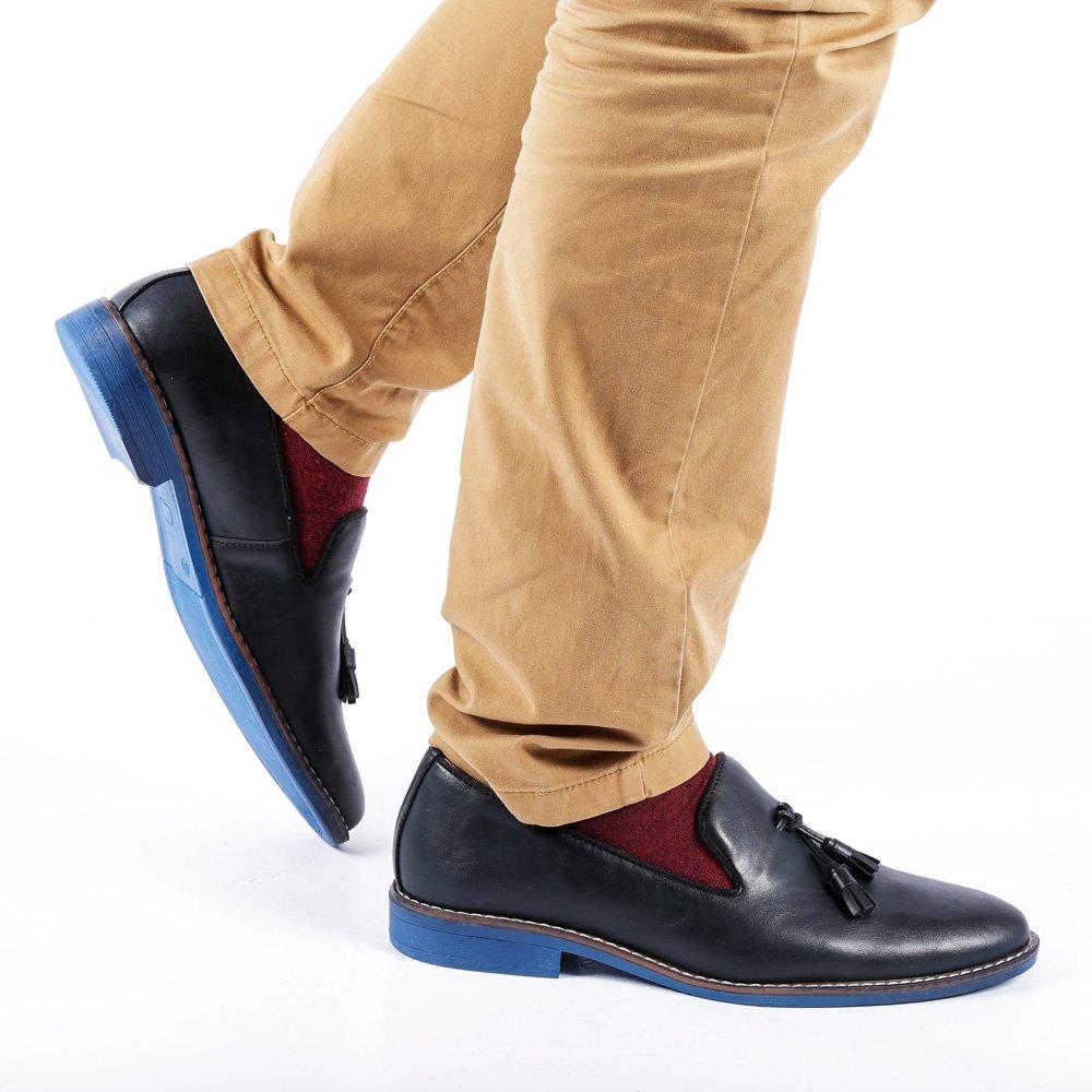 Pantofi barbati Wesley negri