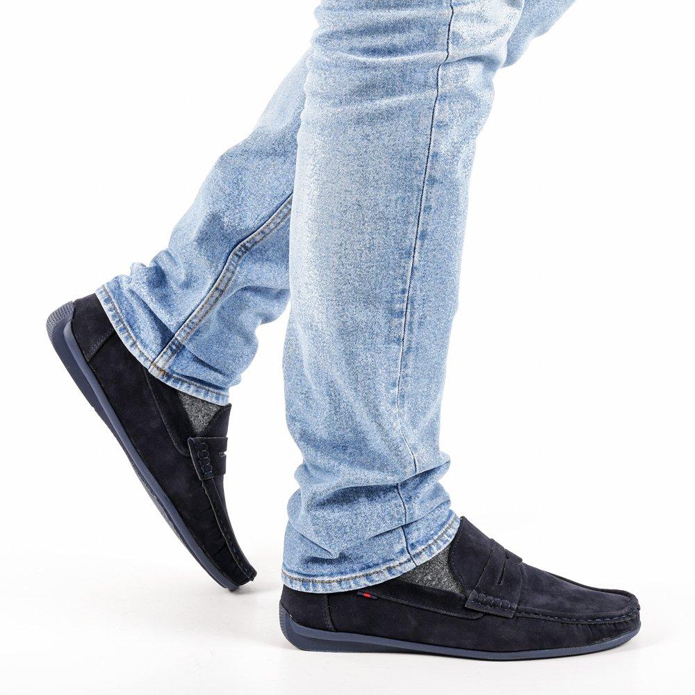 Pantofi barbati Otis albastri