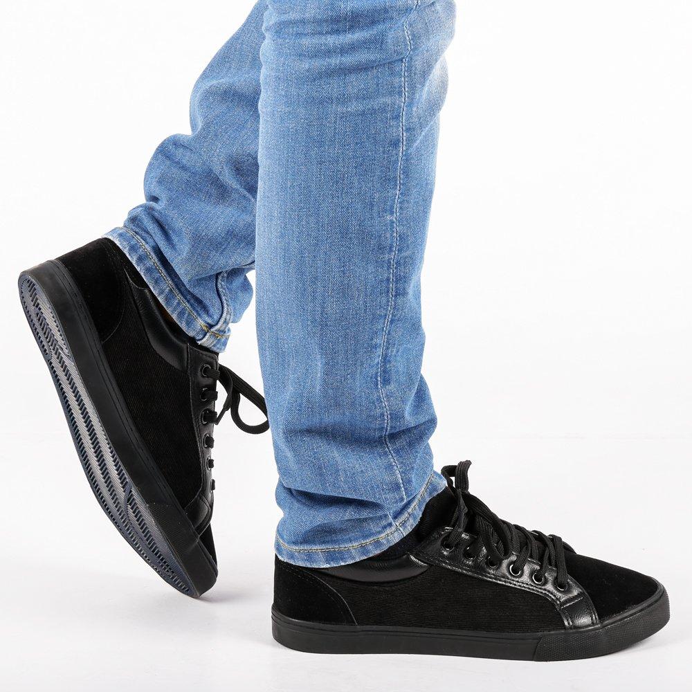 Pantofi sport barbati Jax negri