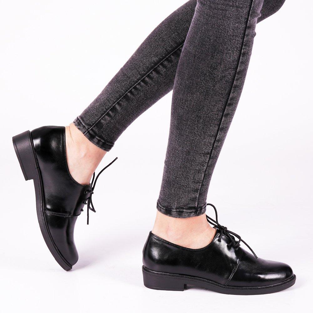 Pantofi dama Petra negri