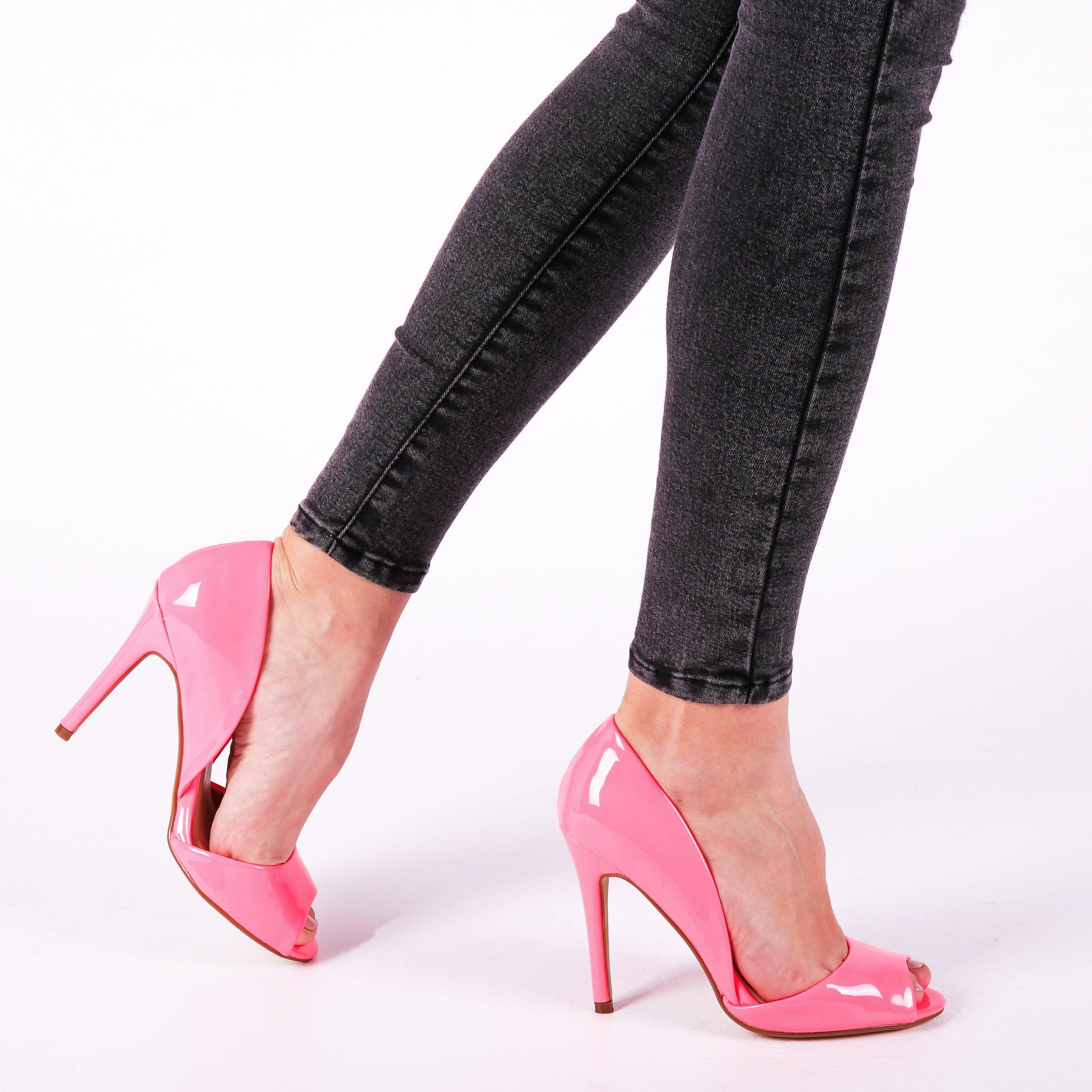 Pantofi dama Scarlett mov