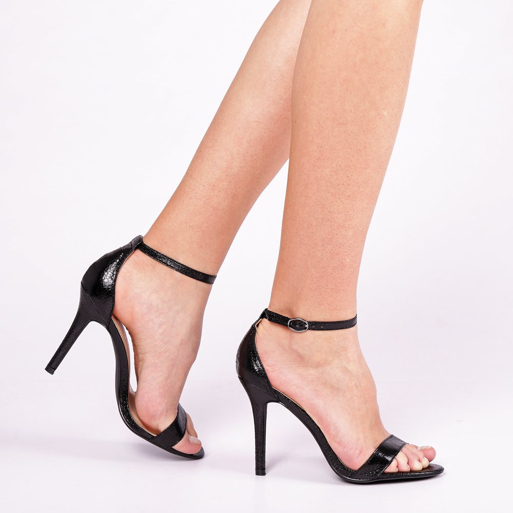 Sandale dama Ellizee negre