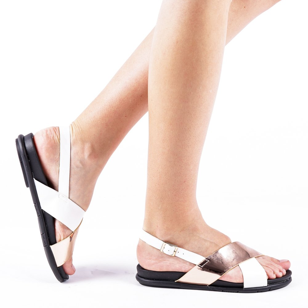 Sandale Dama Verena Bej