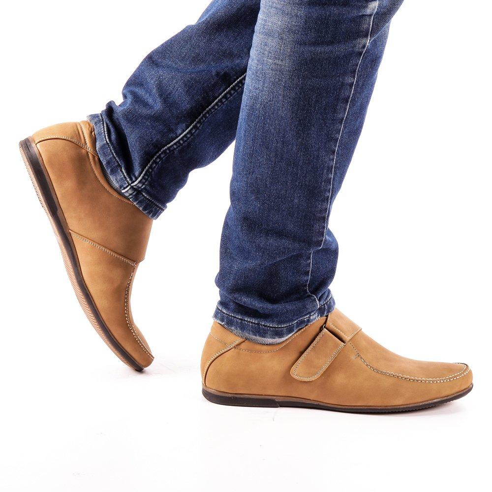 Pantofi barbati Tristan khaki