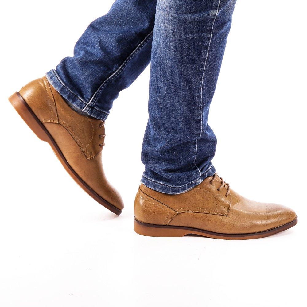 Pantofi barbati Jeremy khaki