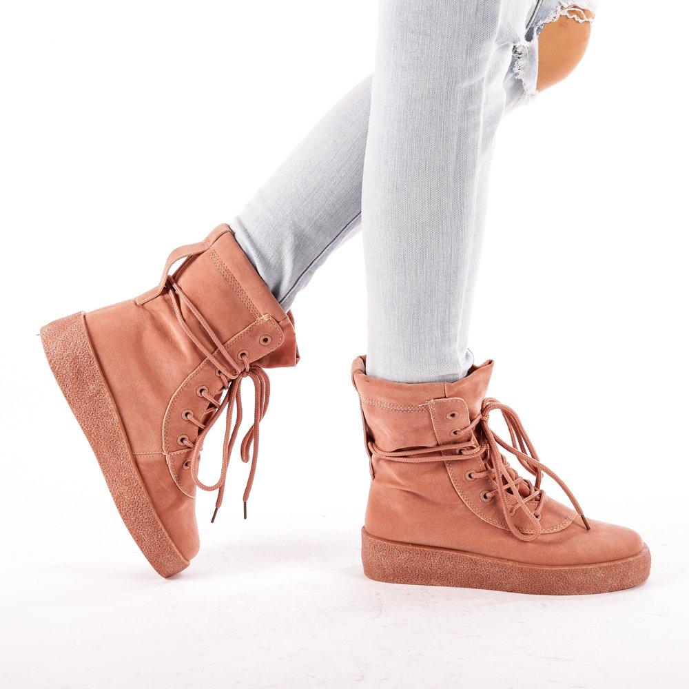 Sneakers dama Zoie roz