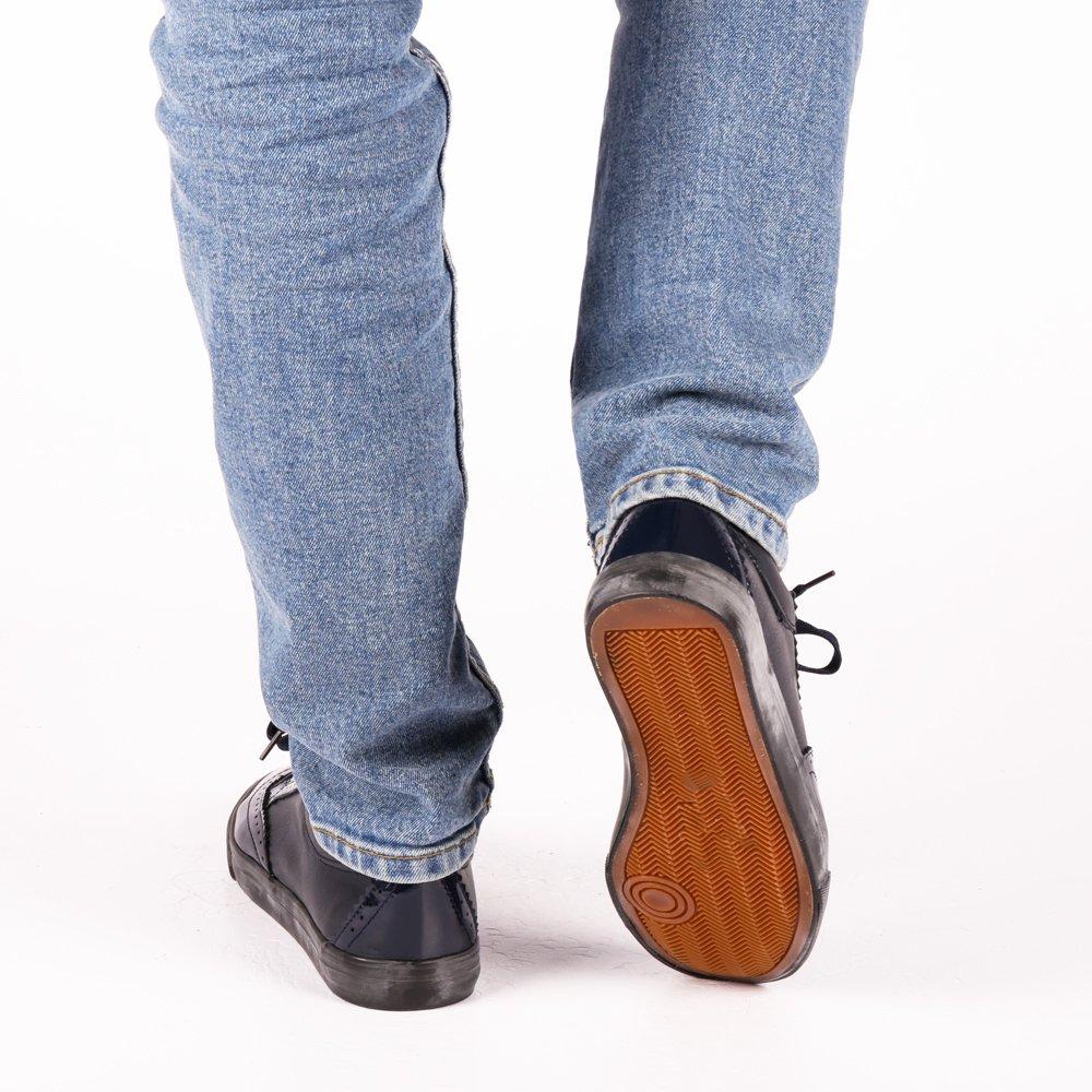 Pantofi sport barbati Herbert albastri