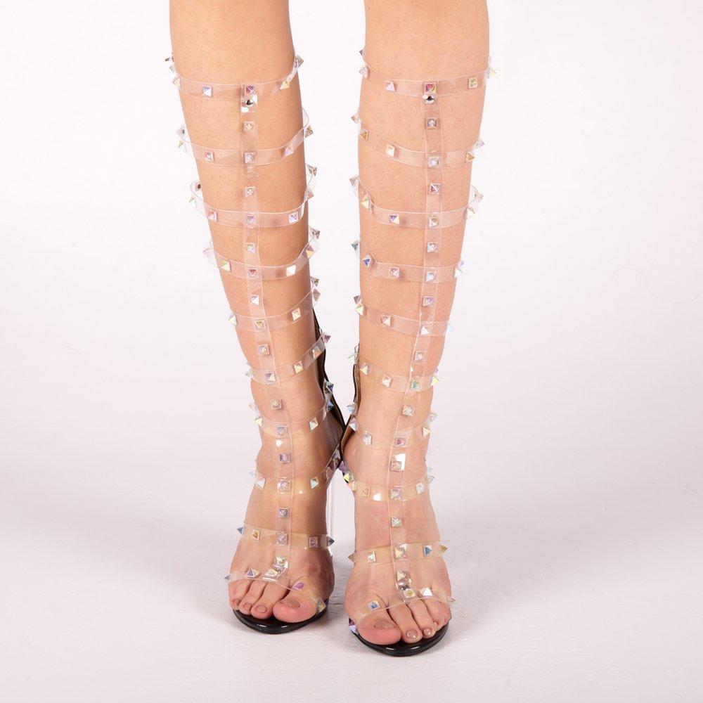 Sandale dama Mirabel negre