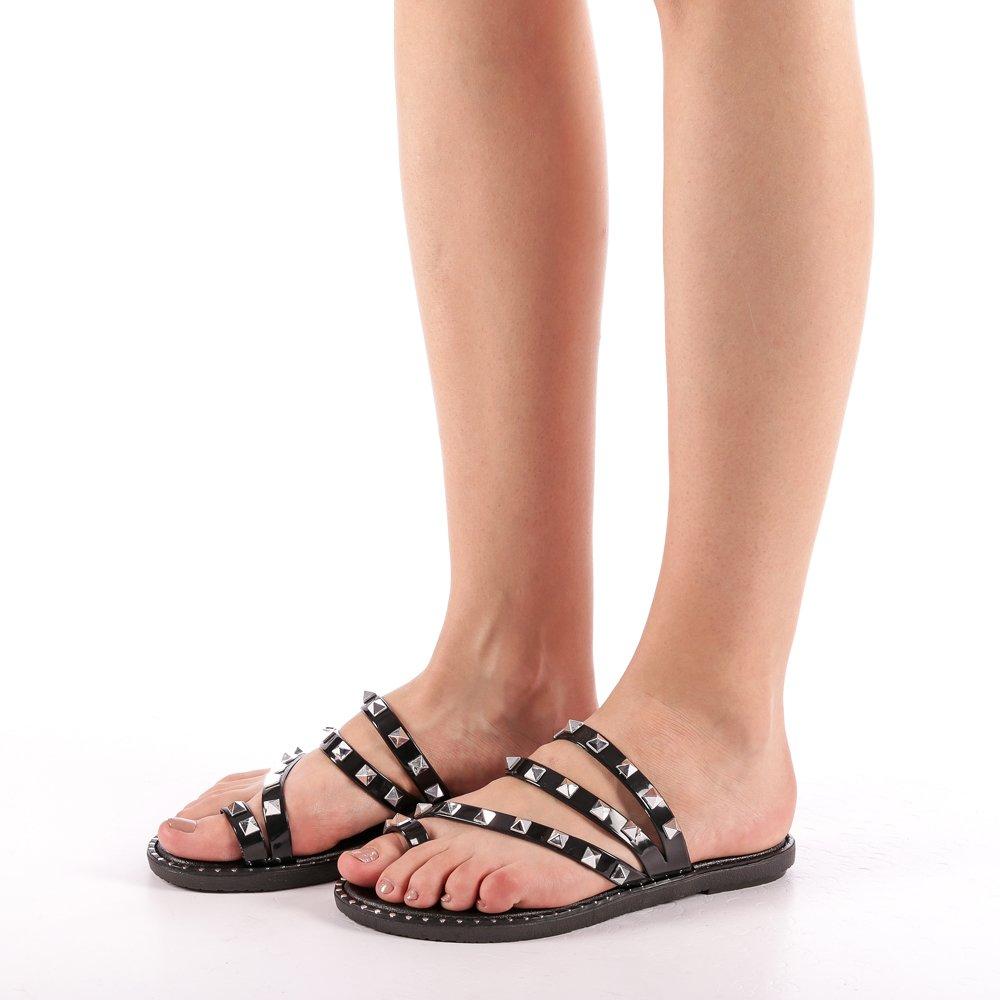 Papuci dama Jemma negri