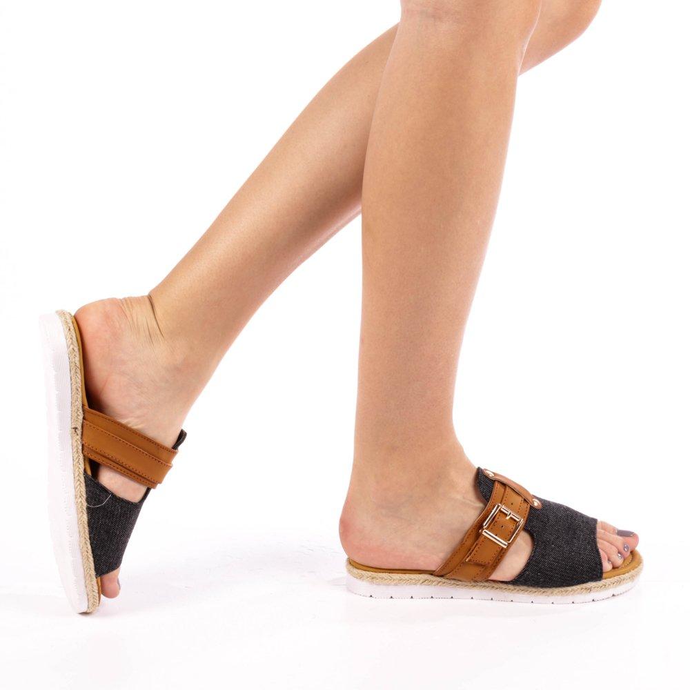 Papuci dama Luope negri