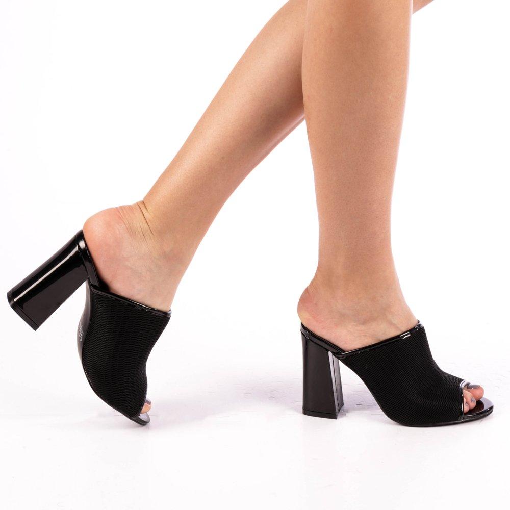 Papuci dama Ruxia negri