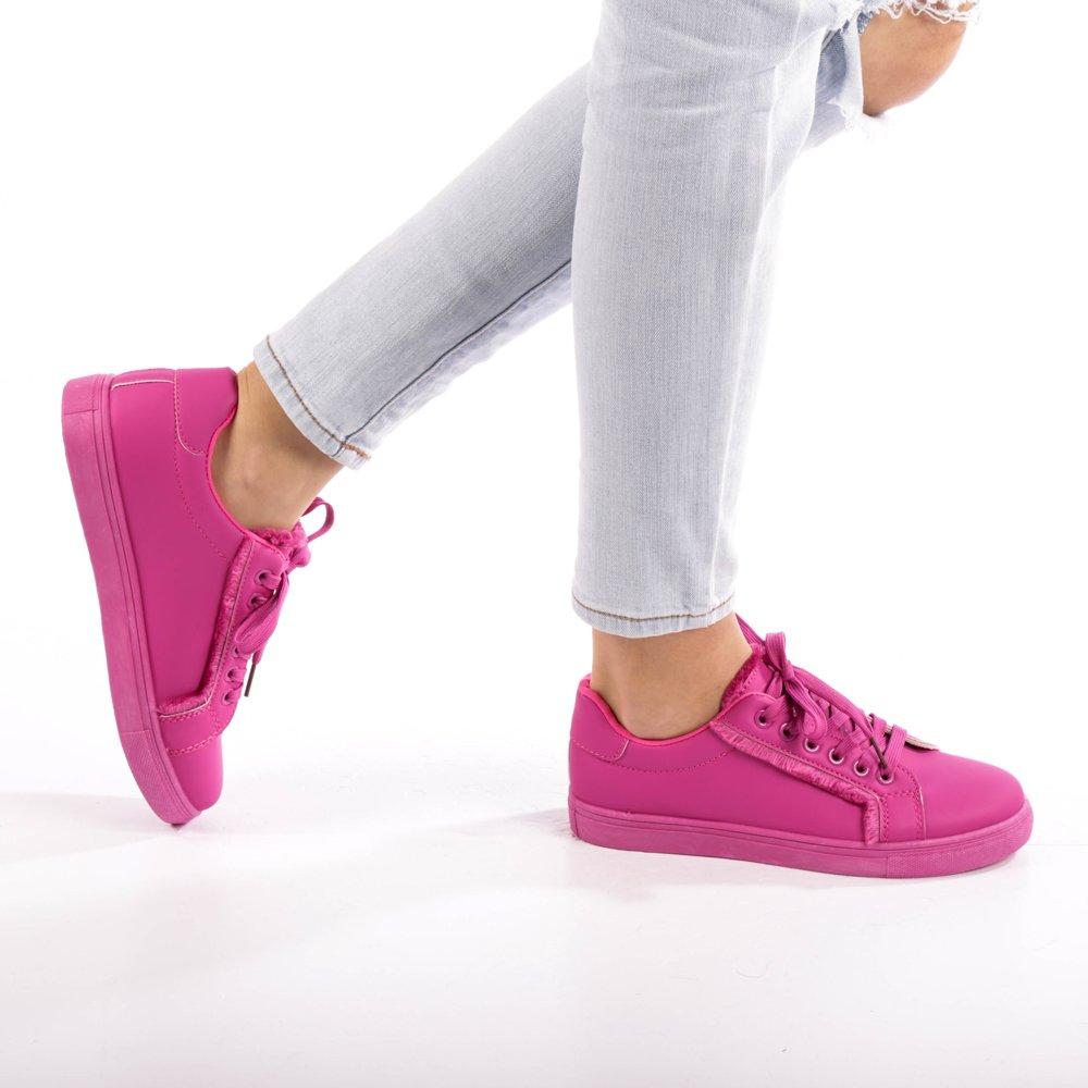 Pantofi sport dama Pepa fuchsia