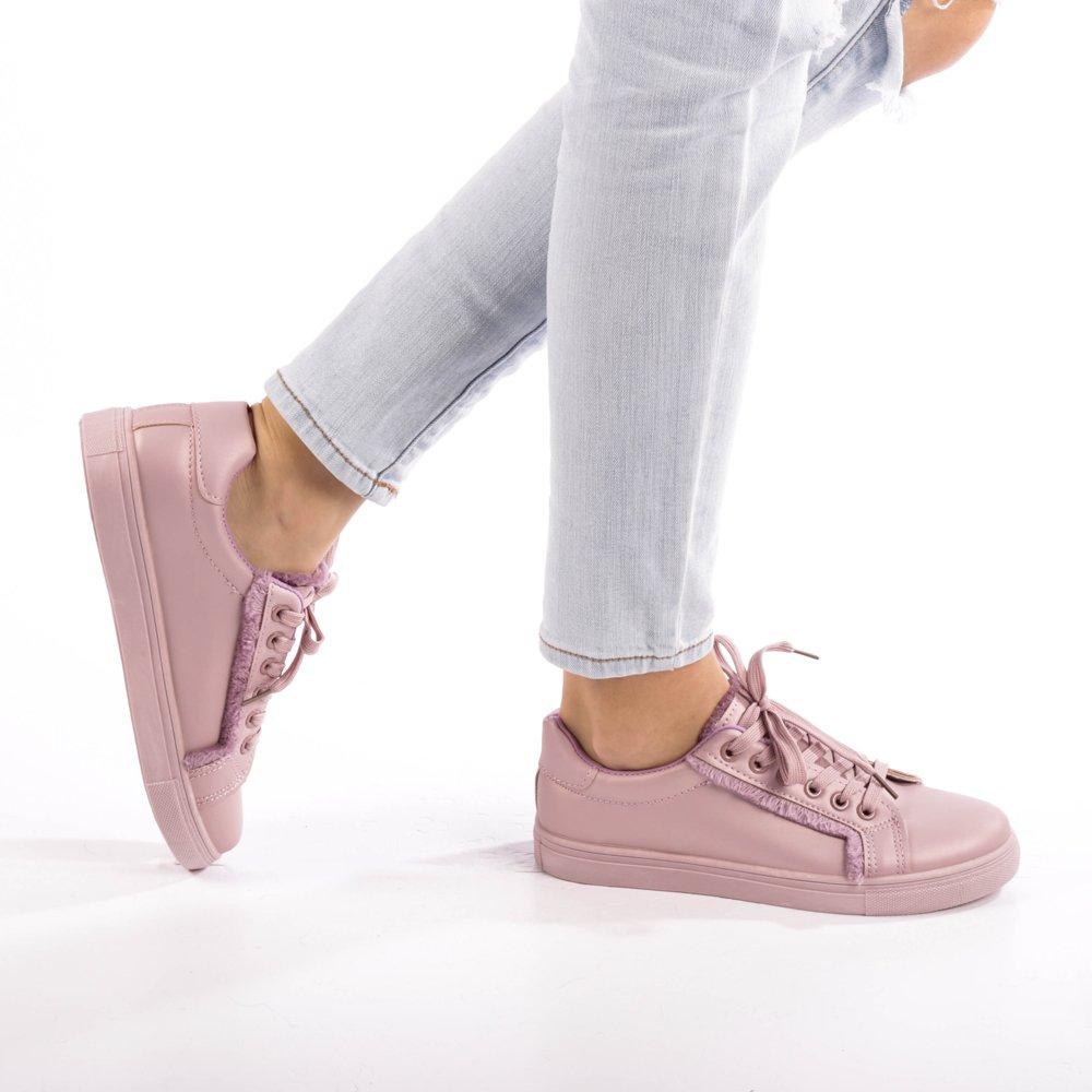 Pantofi sport dama Pepa mov