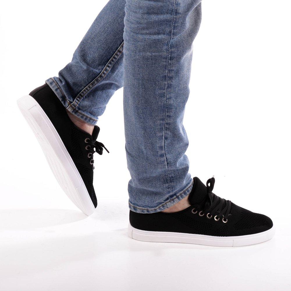 Pantofi sport barbati Adam negri