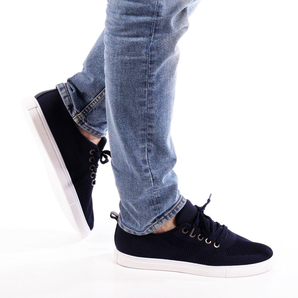 Pantofi Sport Barbati Adam Albastri
